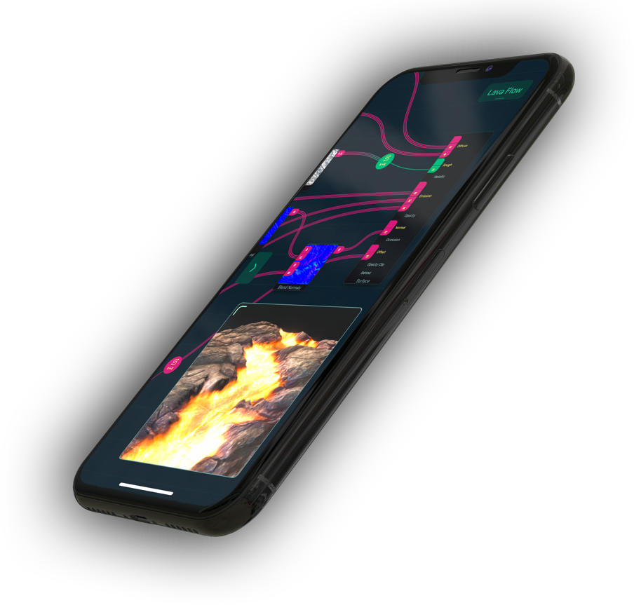 Shade — Pro Shader Editing for iPhone and iPad